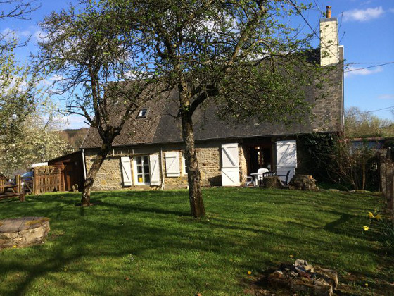 Residence Gilbert holiday cottage in Normandy